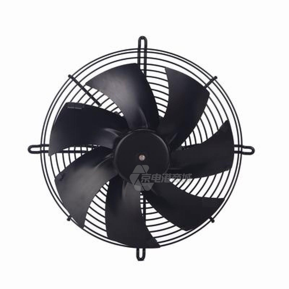 EC Axial Fan 230VAC 125W 2156m3/h φ300 PG3N300B2EM EC motor