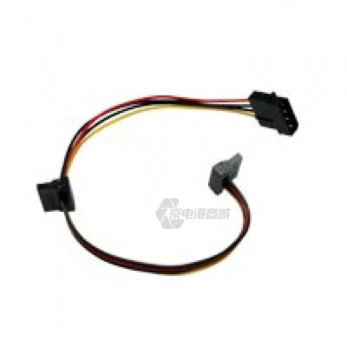 CABLES EC ST004 Converts 4pin PSU Molex to 2x SATA power