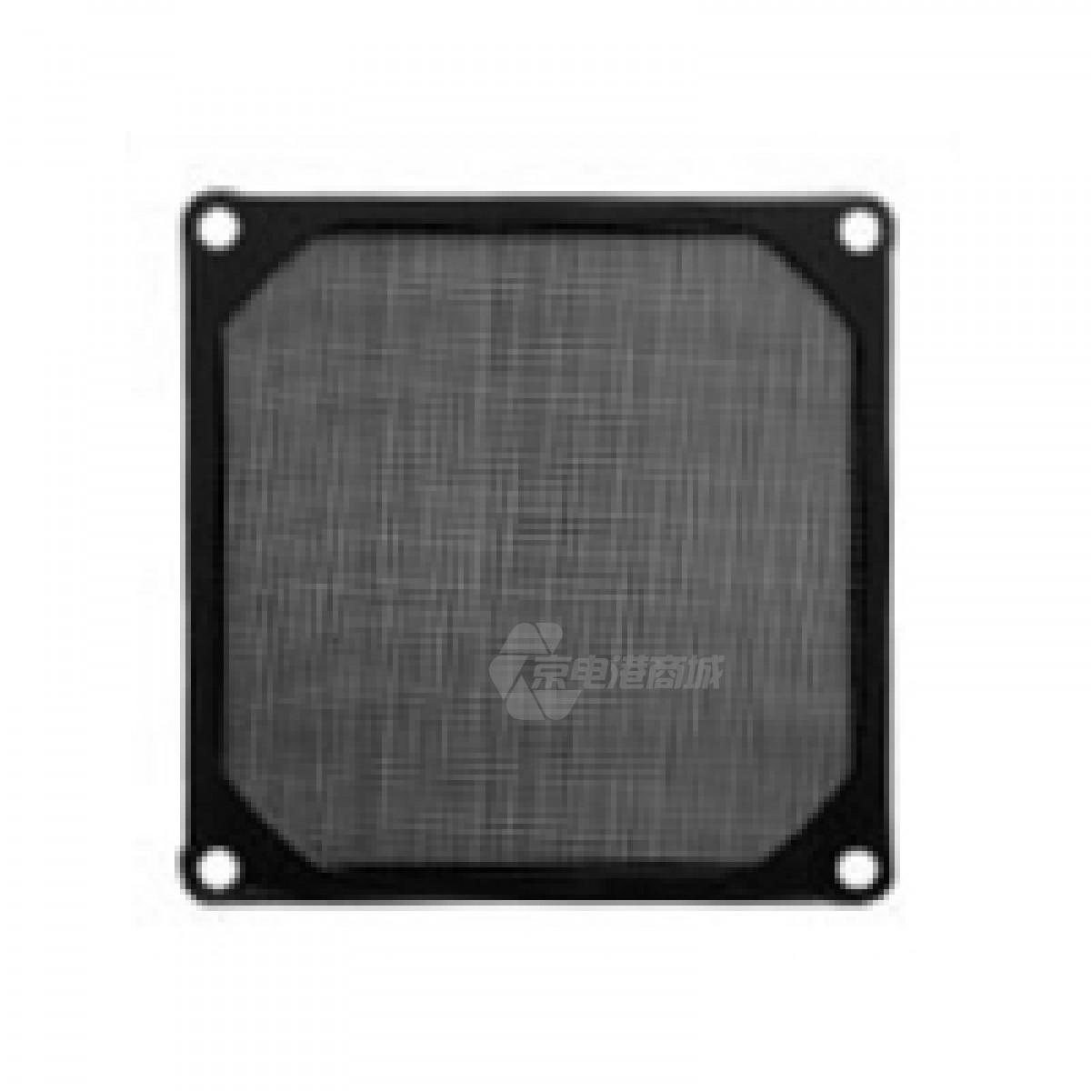 EVERCOOL FGF-80 / M / BK 80x80mm METAL FILTER