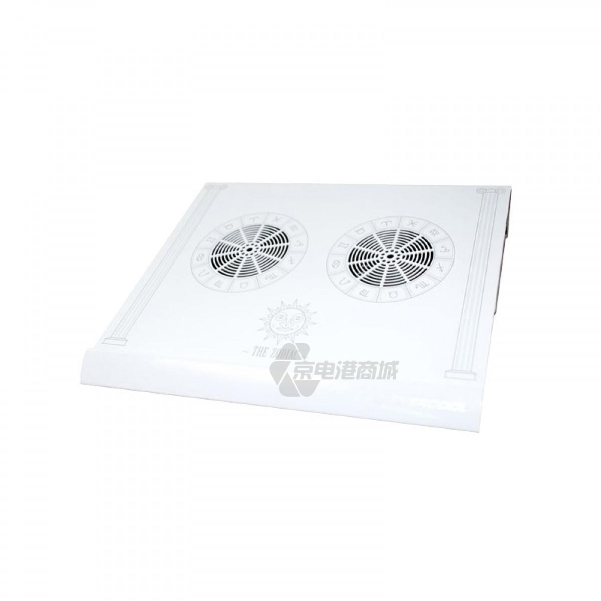 EVERCOOL ZDOIAC SNOW WHITE-NP 301 324x270x35mm COOLER