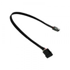EVERCOOL CABLES EC PW001 4pin PSU molex extension