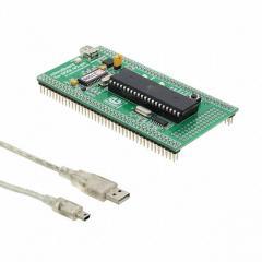 MIKROBOARD Mikro 评估板 PIC 80PIN PIC18F8520