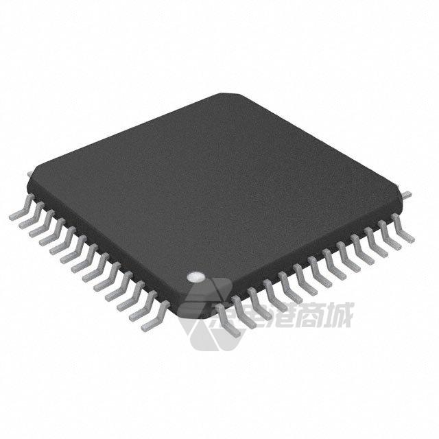 Analog 嵌入式 微控制器 IC MCU 8BIT 62KB FLASH 52MQFP