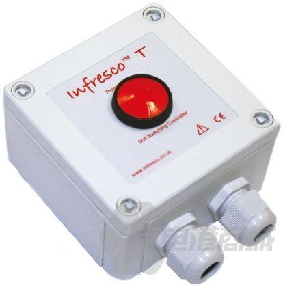 United Automation Infresco-T 4kW 空间加热器按钮定时器 A86617, 使用于IR 加热器