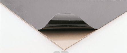 Fotomechanix 双面 FR4 环氧玻璃纤维积层板 感光保护膜板 FB2-203X114D, 35μm铜, 203 x 114 x 1.6mm