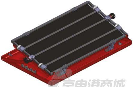 Idealtek PCB支架 36.PCSA-2, 支持PCB板尺寸: 520 x 280mm