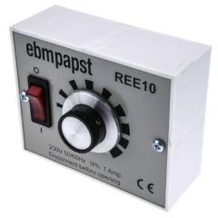 ebm-papst 风扇速度控制器 REE10, 可变速度设定, 230 V, 1A