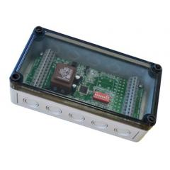 ebm-papst EC 系列 风扇速度控制器 CN1090, 多路,单路速度设定, 230 V 交流, 脉冲宽度调制输出, 使用于ebm-papst EC 0-10V 和大多数 PWM 开路集电极速度可控风扇