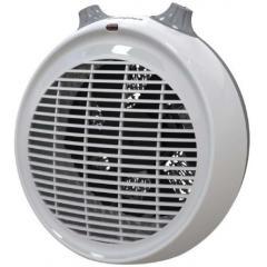Dimplex DXU 系列 3kW 风扇 暖风机 DXUF30TN, 便携式安装, 恒温器控制, G 型 - 英国 3 脚