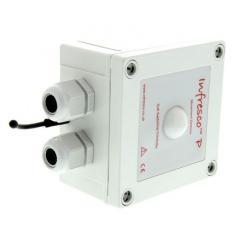 United Automation Infresco-P 4kW 取暖器 PIR 控制器 A86618, 使用于IR 加热器