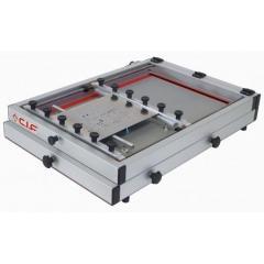 CIF TECPRINT 500 PCB 网板打印机, 包括显影、蚀刻槽