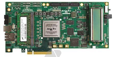 Altera FPGA 开发套件 DK-DEV-2AGX125N