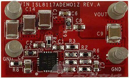 Intersil ISL8117 PWM 控制器 演示板 ISL8117ADEMO1Z