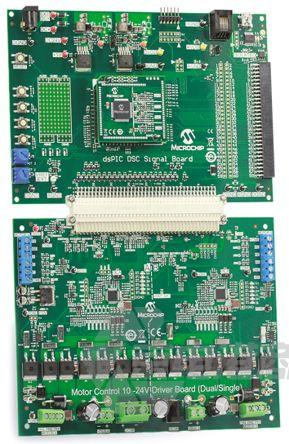 Microchip dsPIC33EP512GM710 电动机控制 开发套件 DV330100