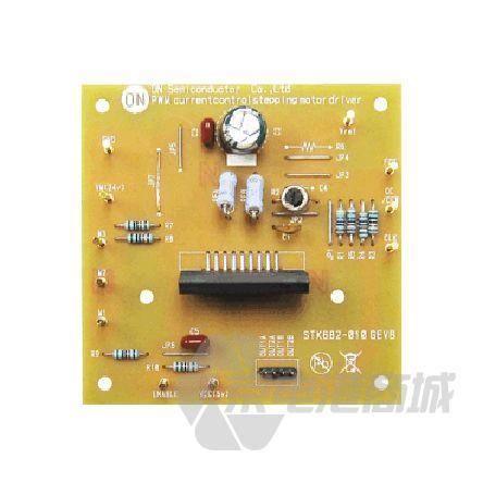 ON Semiconductor STK682-010 电机驱动器 评估测试板 STK682-010GEVB