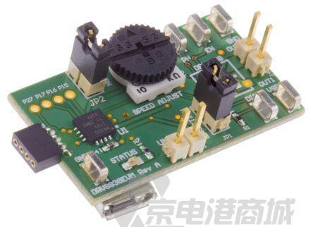 Texas Instruments DRV8838 电机驱动器 评估测试板 DRV8838EVM