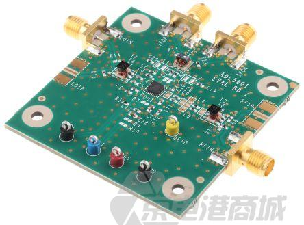 Analog Devices 射频开发套件 ADL5801-EVALZ