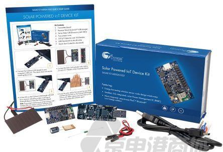 Cypress Semiconductor 射频开发套件 S6SAE101A00SA1002