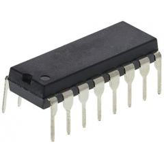 Texas Instruments 12位 增序计数器 计数器 CD74HC4040E, 二进制, 单向, 2 - 6 V电源, 16引脚