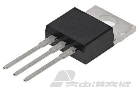 stmicroelectronics bta08-800crg 三端双向可控硅开关元件, 8a额定