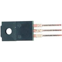 NXP BT136X-600,127 三端双向可控硅开关元件, 4A额定, 600V峰值, 70mA 1.5V触发, 3引脚 TO-220F封装