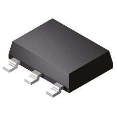 Littelfuse MAC08MT1G 三端双向可控硅开关元件, 0.8A额定, 600V峰值, 10mA 2V触发, 3 Tab引脚 SOT-223封装