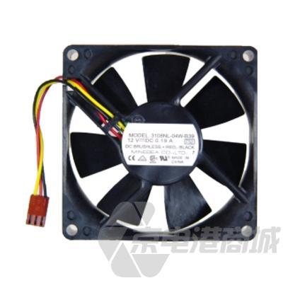 NMB-MAT 3108NL-04W-B39-P02 直流风扇 80x80x20mm