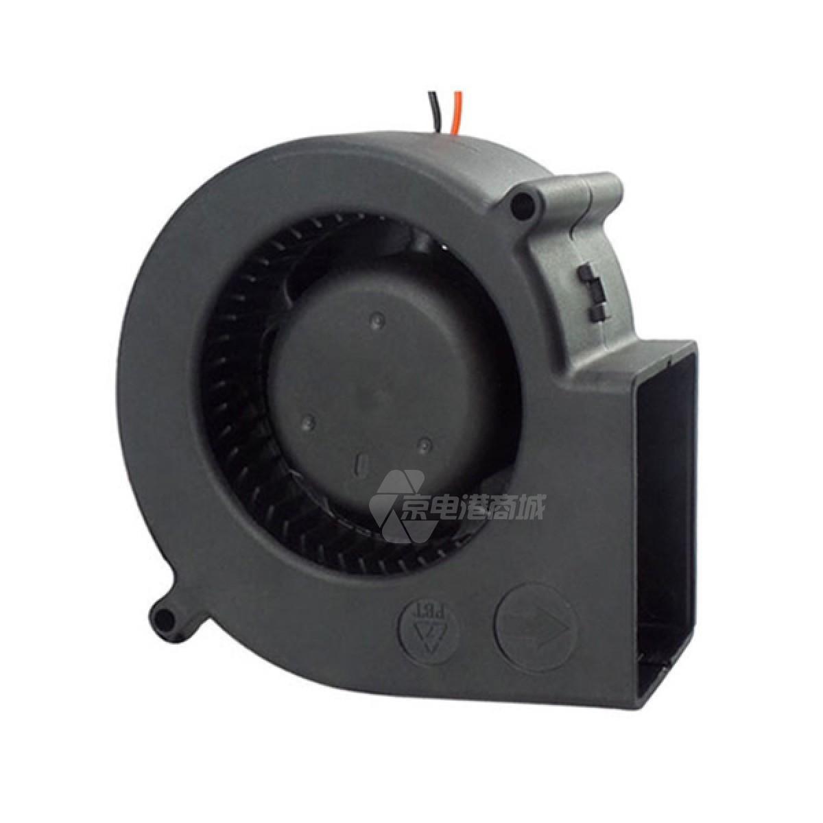 EVERCOOL EC7530HH12X-B 12VDC 0.3A DC BLOWER FAN